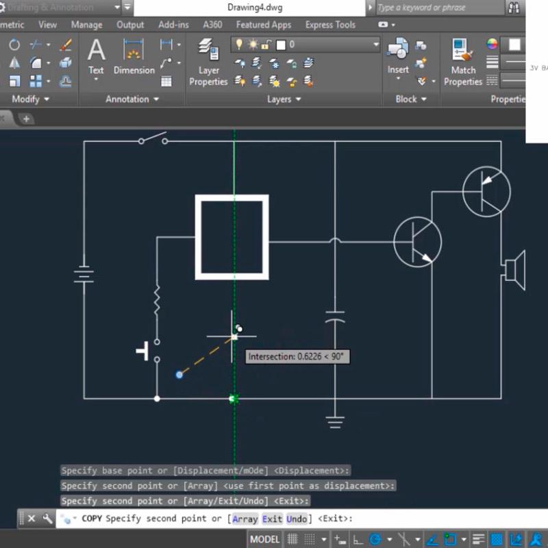 Auto Cad 2D e introducción a 3D