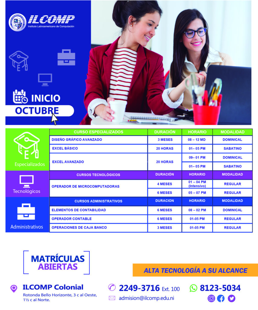 Oferta Octubre 2021